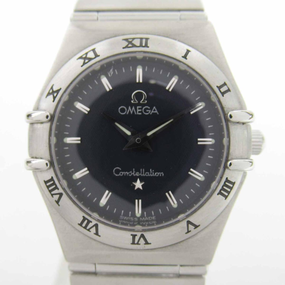 【中古】 オメガ コンステレーション ウォッチ 腕時計 レディース ステンレススチール (SS) (1572.40) | OMEGA BRANDOFF ブランドオフ ブランド ブランド時計 ブランド腕時計 時計