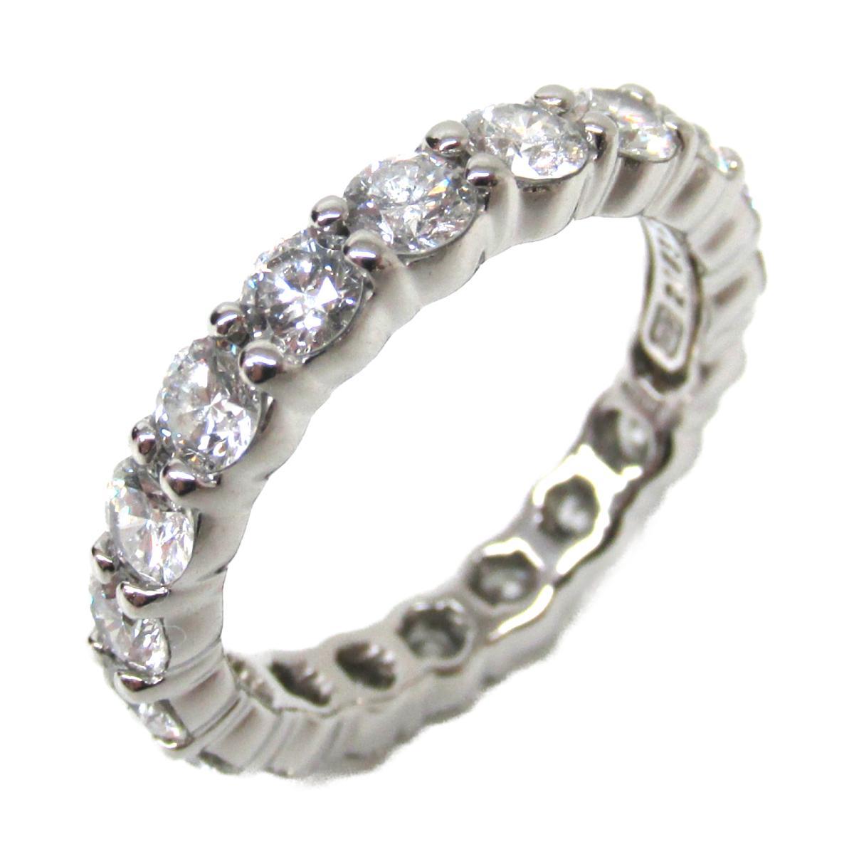 結婚祝い 【】ハリーウィンストン ブロングセットリング 指輪 レディース PT950 プラチナ x ダイヤモンド | HARRY WINSTON BRANDOFF ブランドオフ ブランド ジュエリー アクセサリー リング, 島村楽器 892ffda7