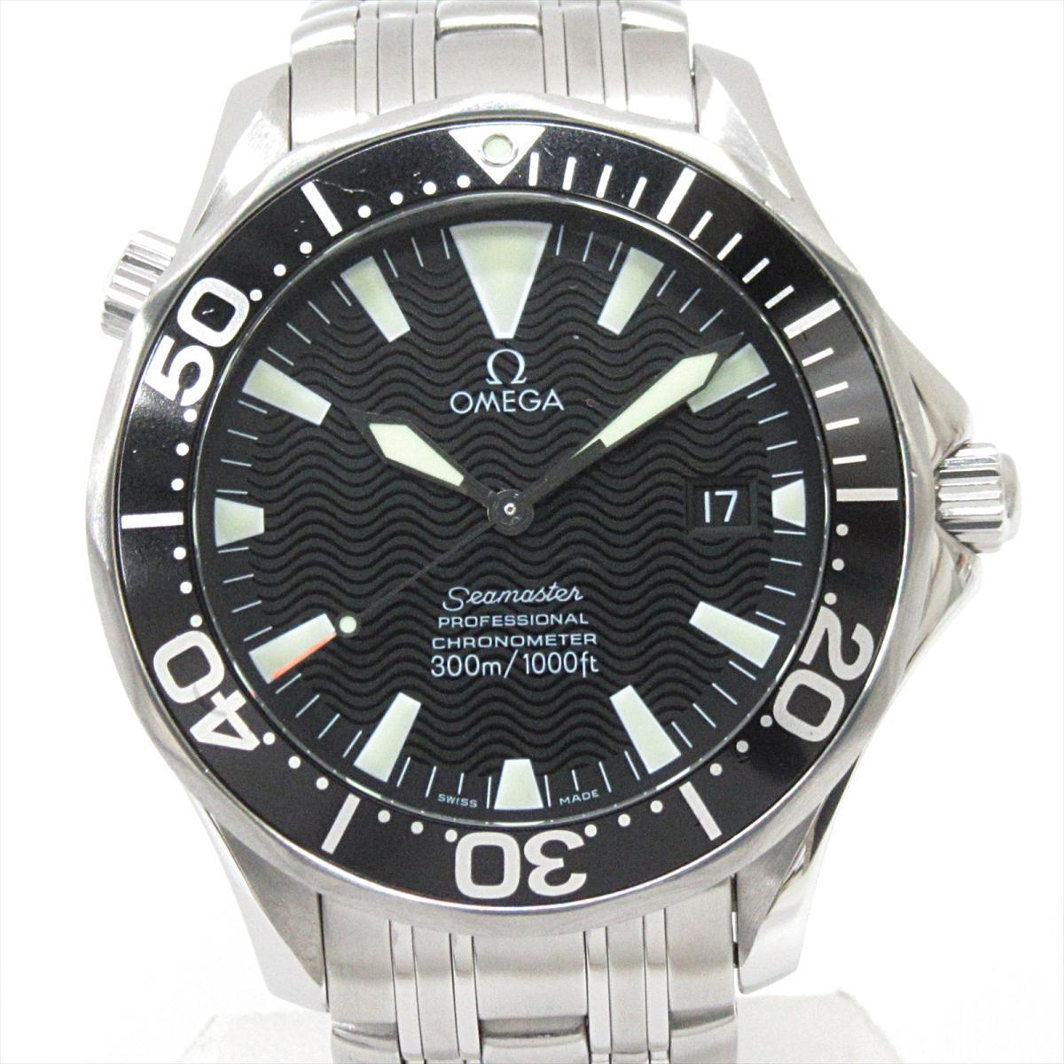 ≪期間限定≫メルマガ登録でクーポンGET! 【中古】 オメガ シーマスター プロフェッショナル 腕時計 ウォッチ メンズ ステンレススチール (SS) | OMEGA BRANDOFF ブランドオフ ブランド ブランド時計 ブランド腕時計 時計