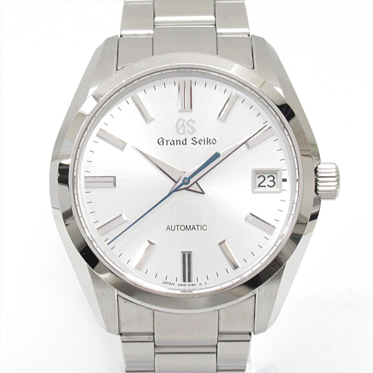 【中古】 セイコー グランドセイコー メカニカル 腕時計 ウォッチ メンズ ステンレススチール (SS) (SBGR307) | SEIKO BRANDOFF ブランドオフ レディース ブランド ブランド時計 ブランド腕時計 時計
