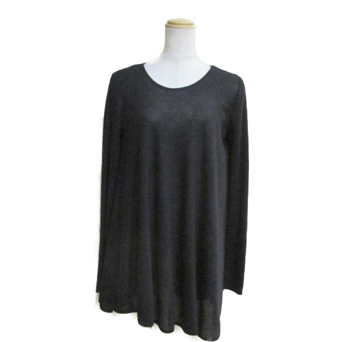 【中古】 ジャンバティスタ・ヴァリ セーター レディース 70%カシミア 30%シルク ブラック | GIAMBATTISTA VALLI BRANDOFF ブランドオフ 衣料品 衣類 ブランド