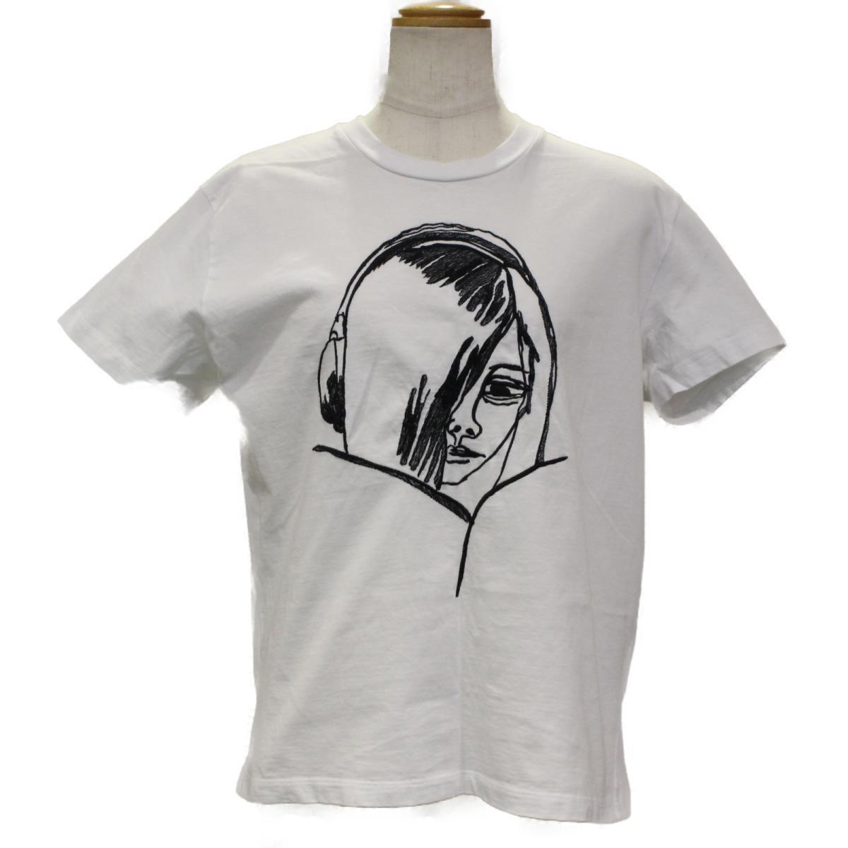 【中古】 エミリオ・プッチ Tシャツ レディース コットン100% ホワイト | EMILIO PUCCI BRANDOFF ブランドオフ 衣料品 衣類 ブランド トップス シャツ カットソー