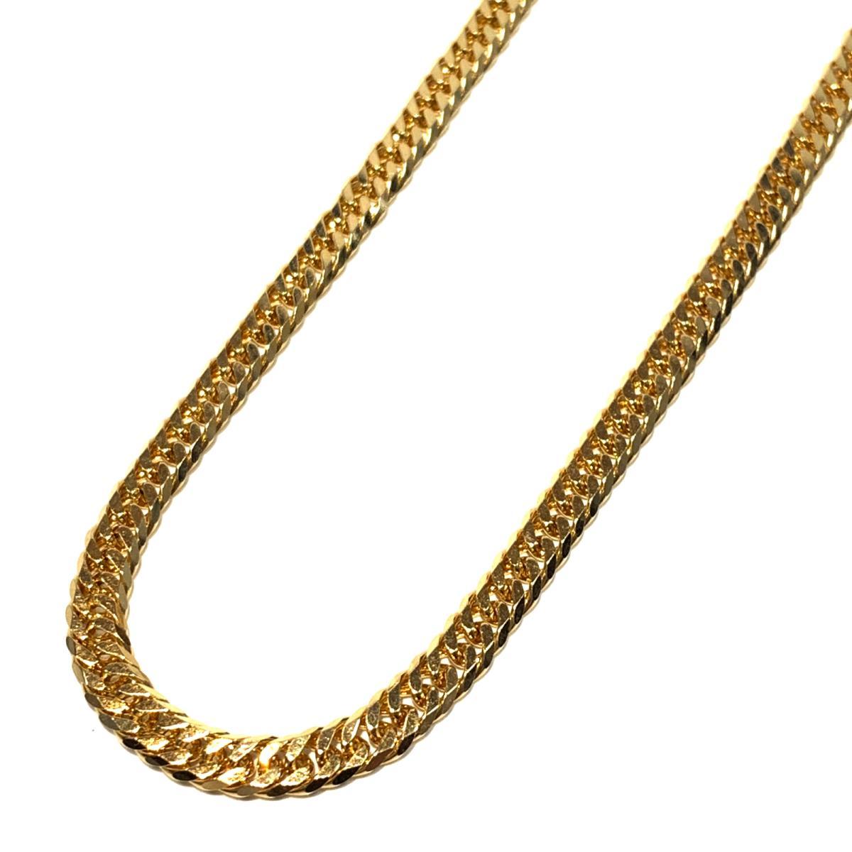 【中古】 ジュエリー 6メンWキヘイ ネックレス メンズ レディース K18YG (750) イエローゴールド ゴールド   JEWELRY BRANDOFF ブランドオフ アクセサリー ペンダント