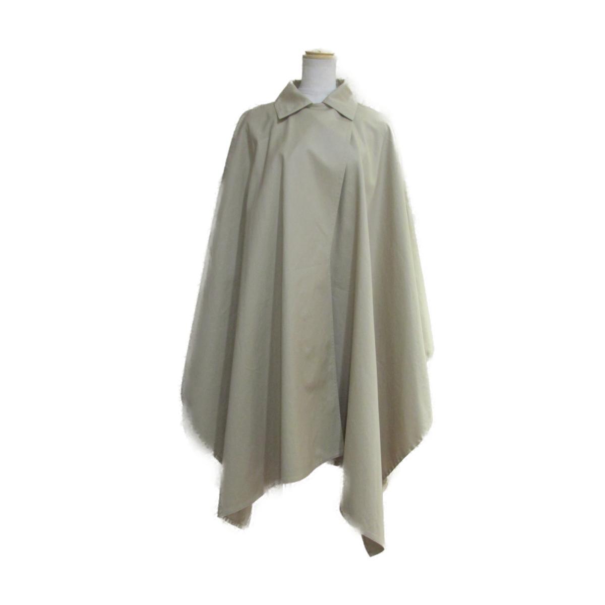 【中古】 ジバンシー マント コート レディース 品質表示無しの為、不明 ベージュ | GIVENCHY BRANDOFF ブランドオフ 衣料品 衣類 ブランド アウター ジャケット