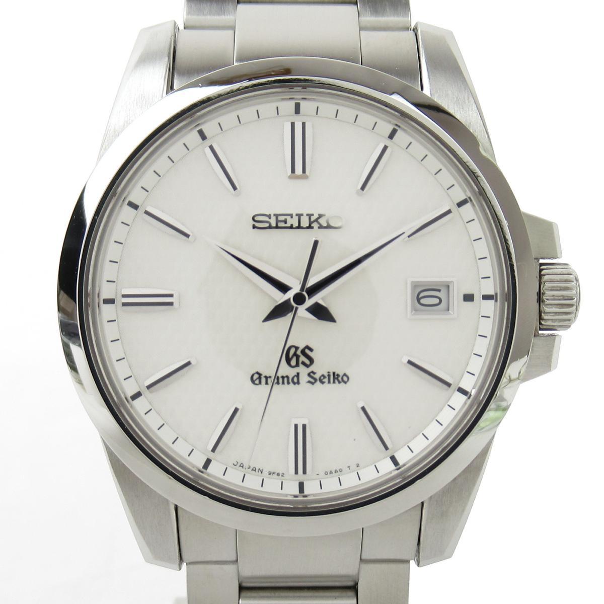 ≪期間限定≫メルマガ登録でクーポンGET! 【中古】 セイコー グランドセイコー ウォッチ 腕時計 メンズ ステンレススチール (SS) (SBG 053) | SEIKO BRANDOFF ブランドオフ ブランド ブランド時計 ブランド腕時計 時計