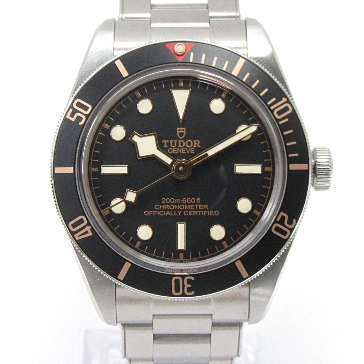 【中古】 チュードル ブラックベイ フィフティエイト 腕時計 ウォッチ メンズ ステンレススチール (SS) (79030N) | TUDOR BRANDOFF ブランドオフ ブランド ブランド時計 ブランド腕時計 時計