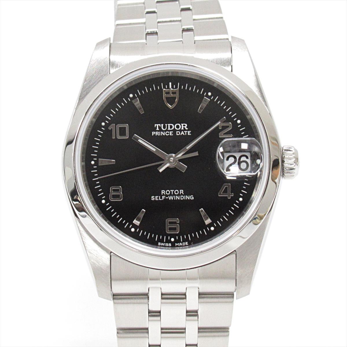 ≪期間限定≫メルマガ登録でクーポンGET! 【中古】 チュードル プリンスデイト 腕時計 ウォッチ メンズ レディース ステンレススチール (SS) (74000) | TUDOR BRANDOFF ブランドオフ ブランド ブランド時計 ブランド腕時計 時計