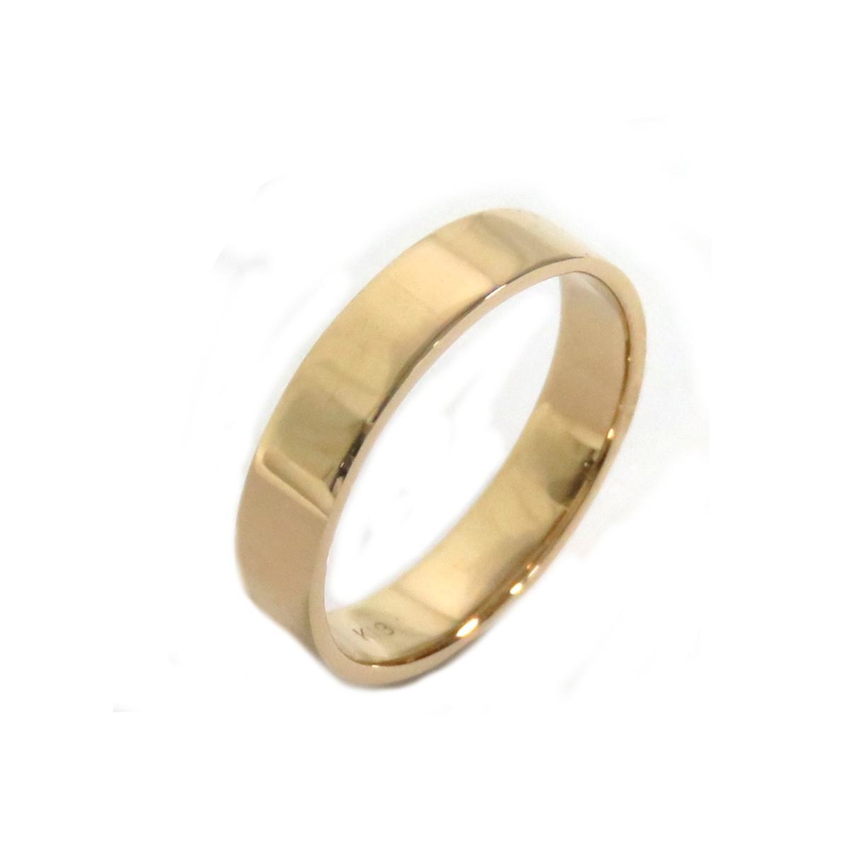 【中古】 ジュエリー リング メンズ レディース K18YG (750) イエローゴールド ゴールド (リング 指輪)   JEWELRY BRANDOFF ブランドオフ ブランド アクセサリー 指輪