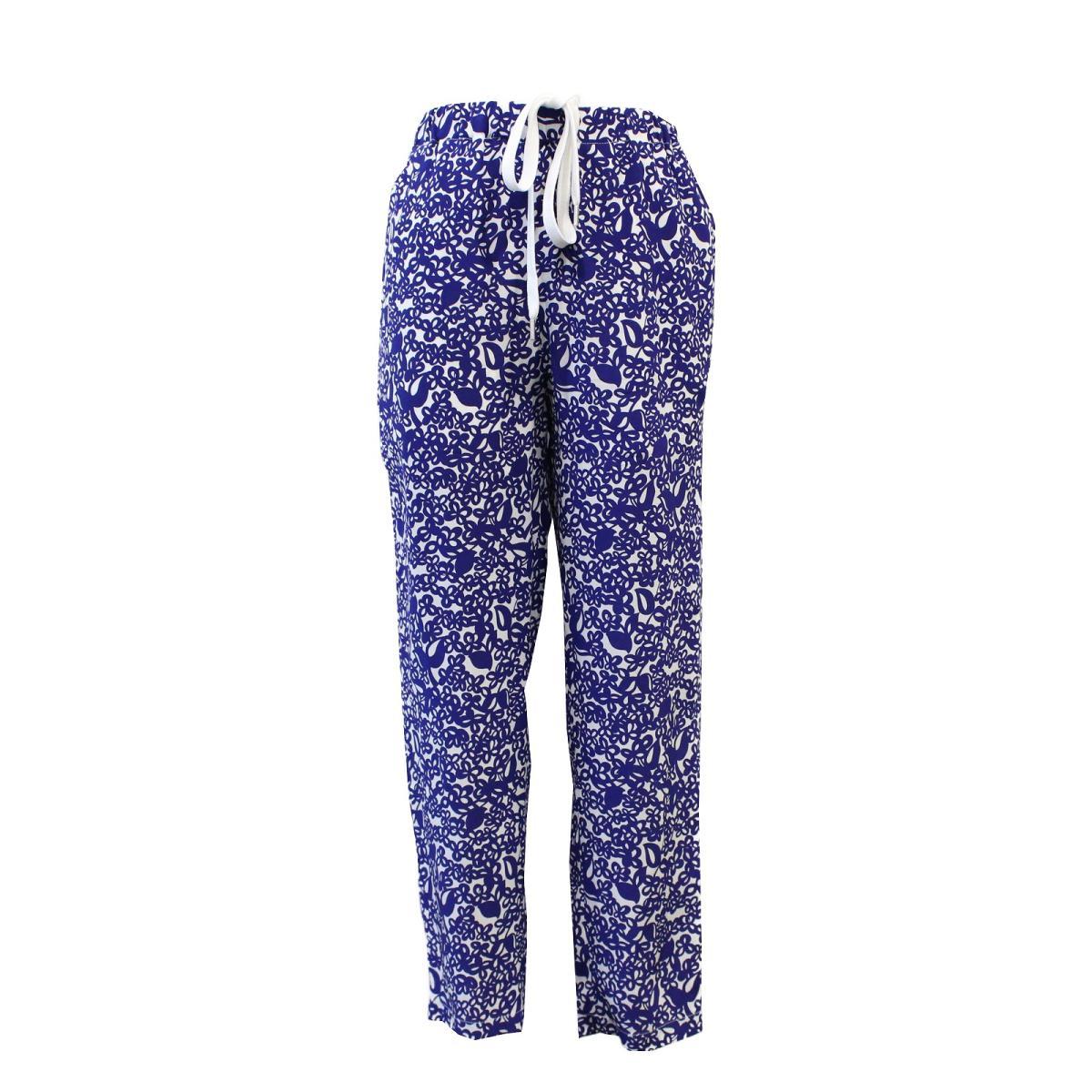 【中古】 マルニ パンツ レディース シルク100% ブルー ホワイト | MARNI BRANDOFF ブランドオフ 衣料品 衣類 ブランド ボトムス