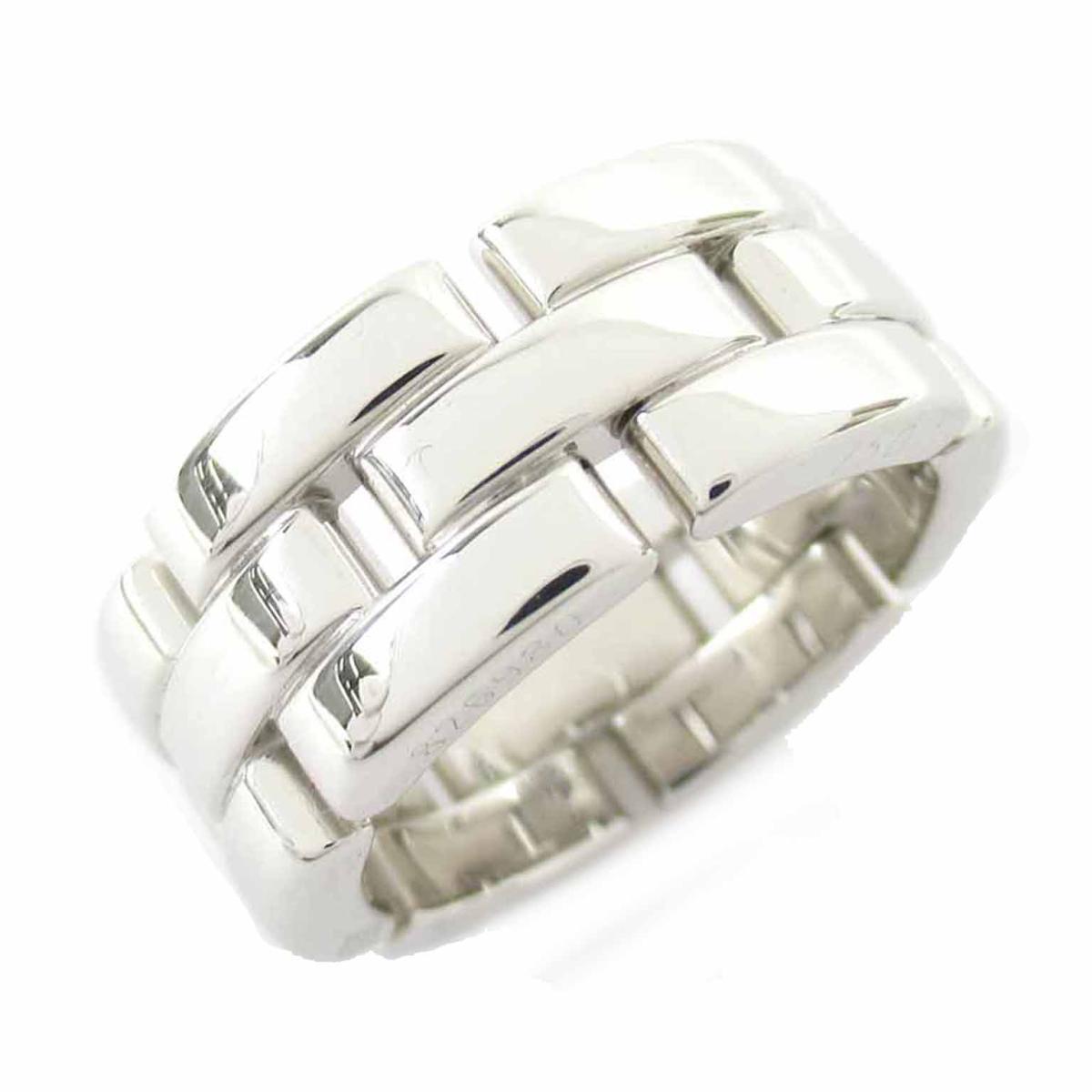 【中古】 カルティエ パンテールリング 指輪 レディース K18WG (750) ホワイトゴールド | Cartier BRANDOFF ブランドオフ ブランド ジュエリー アクセサリー リング