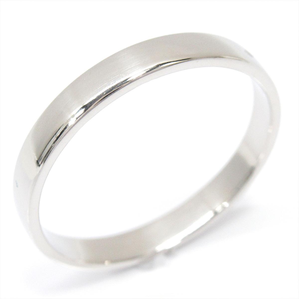 【中古】 シャネル デザインリング 指輪 メンズ レディース PT950 プラチナ | CHANEL BRANDOFF ブランドオフ ブランド ジュエリー アクセサリー リング