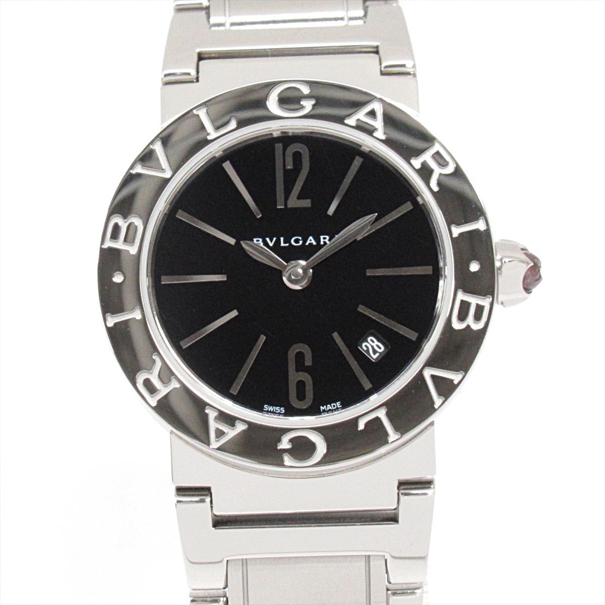 【中古】 ブルガリ ブルガリブルガリ 腕時計 ウォッチ レディース ステンレススチール (SS) (BBL26BSSD) | BVLGARI BRANDOFF ブランドオフ ブランド ブランド時計 ブランド腕時計 時計