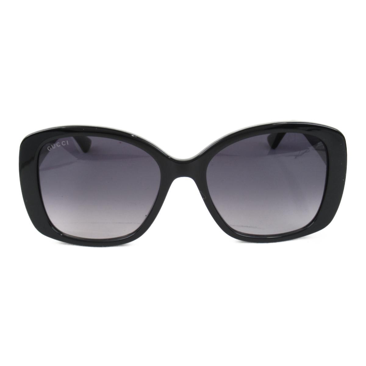 グッチ サングラス メンズ レディース レンズ・フレーム・テンプル:プラスチック ブラック x (0762S 1 56ロ18-145) | GUCCI BRANDOFF ブランドオフ ブランド ブランド雑貨 小物 雑貨 眼鏡 メガネ めがね
