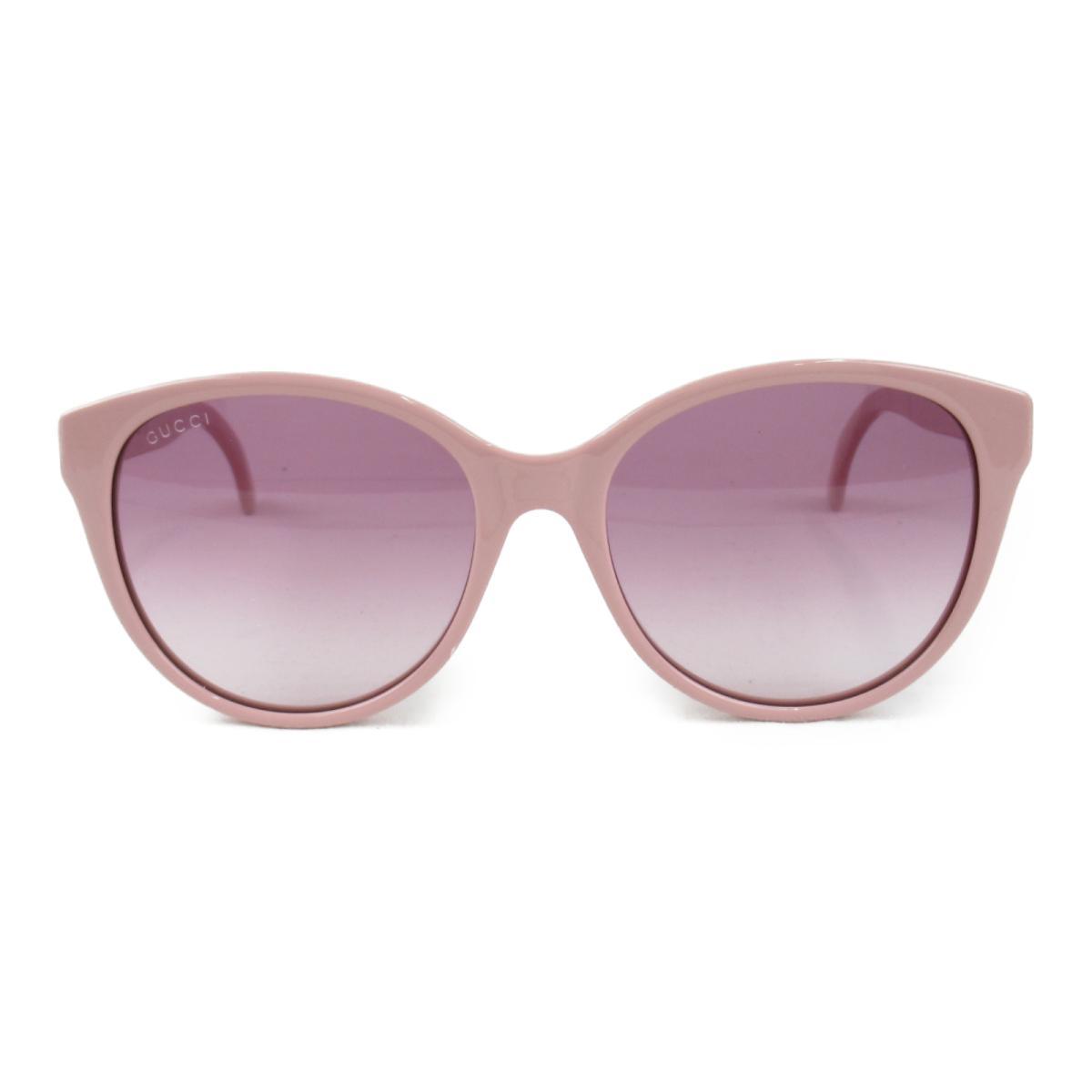 グッチ サングラス メンズ レディース レンズ・フレーム・テンプル:プラスチック ピンク x (0631S 4 56ロ18-145) | GUCCI BRANDOFF ブランドオフ ブランド ブランド雑貨 小物 雑貨 眼鏡 メガネ めがね