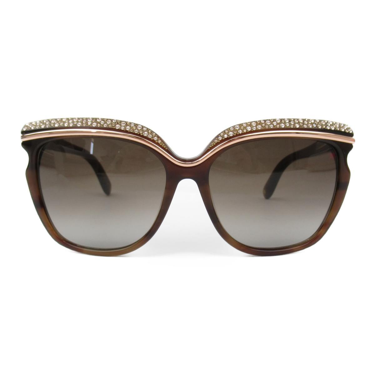 ジミーチュウ サングラス メンズ レディース レンズ:プラスチック テンプル・フレーム:プラスチック ブラウン ブラウン (SOPHIA DDK HA) | JIMMY CHOO BRANDOFF ブランドオフ ブランド 眼鏡 メガネ めがね
