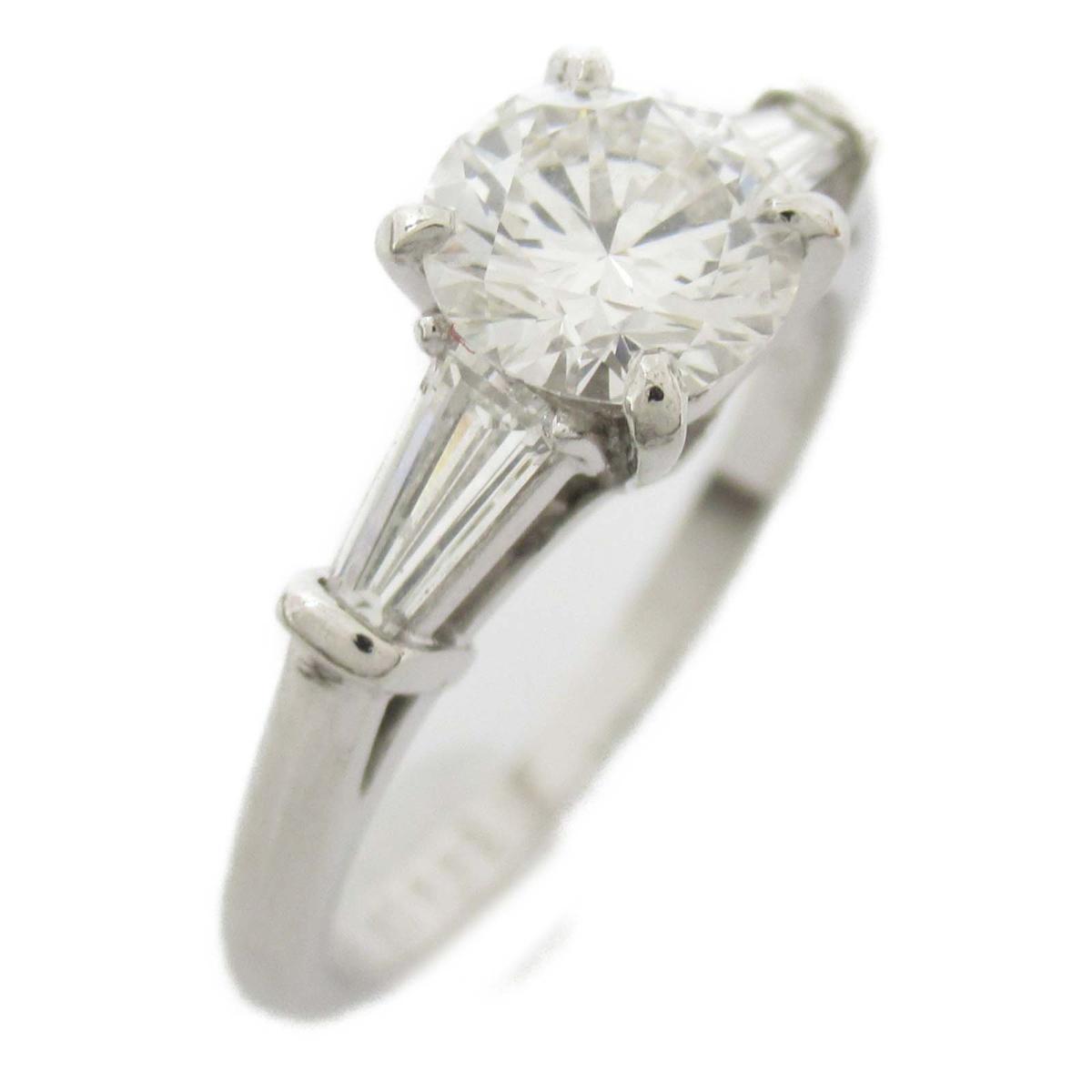 100%安い 【】ヴァンクリーフ&アーペル ダイヤモンド PT900 ダイヤモンド リング 指輪 レディース x PT900 プラチナ x ダイヤモンド0.75/0.32CT, 天然石ジュエリーハッピーエイト:b0122470 --- qimedia.in