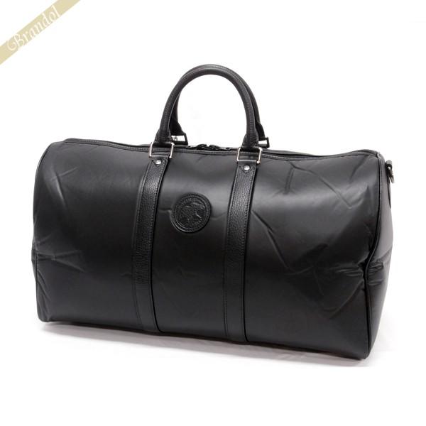 《1500円OFFクーポン対象 12月2日24時迄》ハンティングワールド HUNTING WORLD メンズ ボストンバッグ 48cm BATTUE ORIGIN ブラック 1073 13A   ブランド