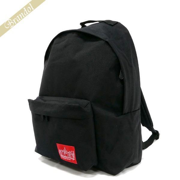 《クーポンで500円OFF 4月7日24時まで》マンハッタンポーテージ Manhattan Portage メンズ・レディース リュック Big Apple Backpack バッグパック ブラック 1211 BLACK 【ブランド】