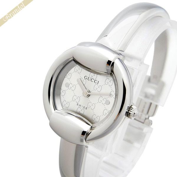 《1000円OFFクーポン対象_5月18日9:59迄》グッチ GUCCI レディース腕時計 1400 25mm シルバー YA014512 | ブランド