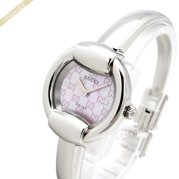 《1000円OFFクーポン対象_5月18日9:59迄》グッチ GUCCI レディース腕時計 1400 25mm ピンク YA014513 | ブランド
