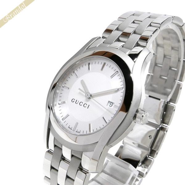 《1000円OFFクーポン対象_5月18日9:59迄》グッチ GUCCI メンズ腕時計 Gクラス G-Class 38mm シルバー YA055212 | ブランド