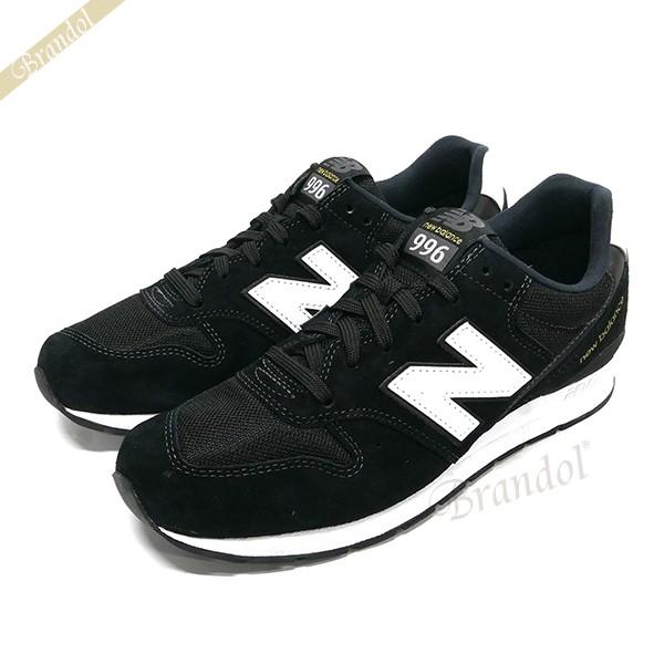 《お買い物マラソン 500円OFFクーポン対象》ニューバランス new balance メンズ スニーカー 996 ブラック MRL996PK 001 BLACK 【ブランド】