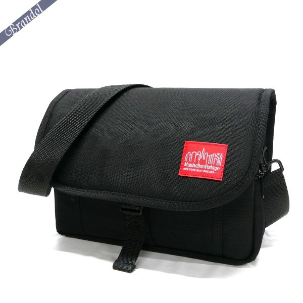 マンハッタンポーテージ メンズ ショルダーバッグ Gracie Camera Bag カメラ メッセンジャー ブラック 1545 BLACK