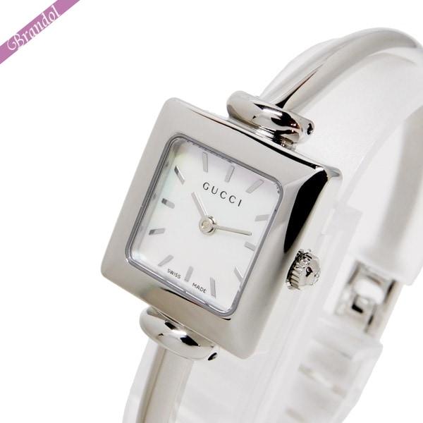 《1300円OFFクーポン対象!5/6(水)23:59まで》グッチ レディース腕時計 1900 20mm ホワイトパール YA019518 | ブランド 母の日 普段使い