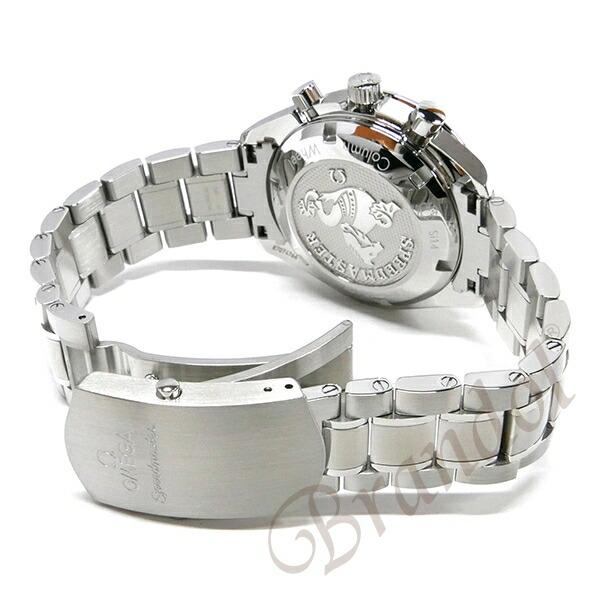 《クーポンで800円OFF》オメガ メンズ腕時計 スピードマスター レーシング コーアクシャル クロノグラフ 自動巻き 40mm シルバー 326.30.40.50.02.001