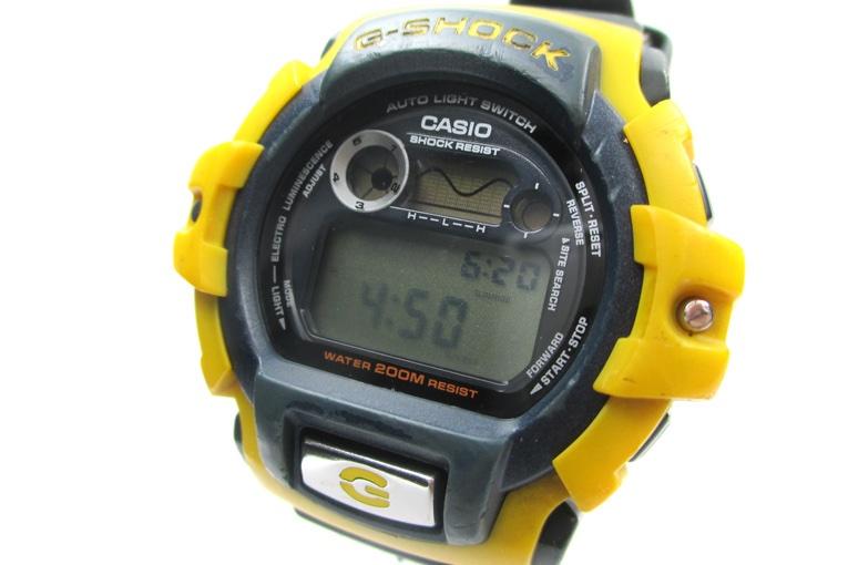 -CASIO- カシオ G-SHOCK【GL-121】【メンズ】【イエロー・ブラック】