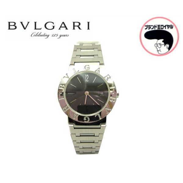 BVLGARI ブルガリ 時計 ブルガリブルガリ BB26SS レディース【中古】