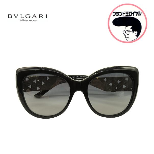 クールで格好良いブルガリのサングラスです 中古 美品 BVLGARI ブルガリ サングラス アイウエア 新作送料無料 ブラック 新着セール 紫外線予防に