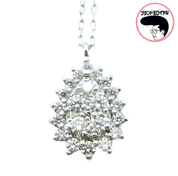 『1年保証』 ダイヤモンドの輝きが美しいです ダイヤモンドネックレス HC ハート キューピッド 0.350ct 毎日がバーゲンセール ダイヤモンド Pt850 レディース プラチナ Pt950