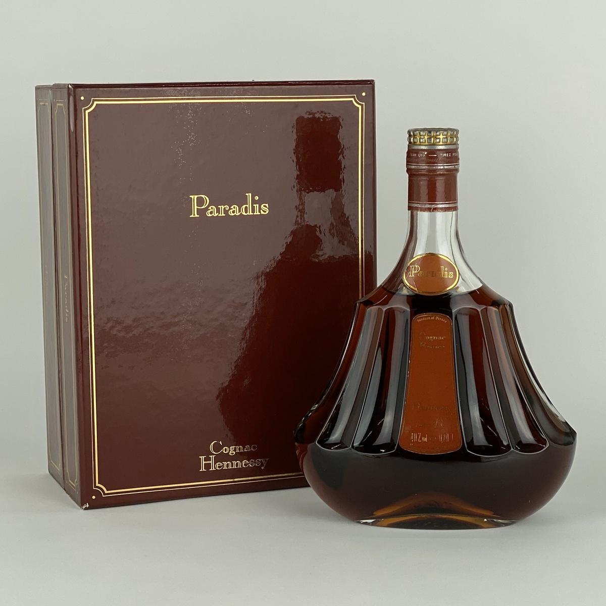 ヘネシー Hennessy パラディ 旧クリアボトル 700ml 【古酒】