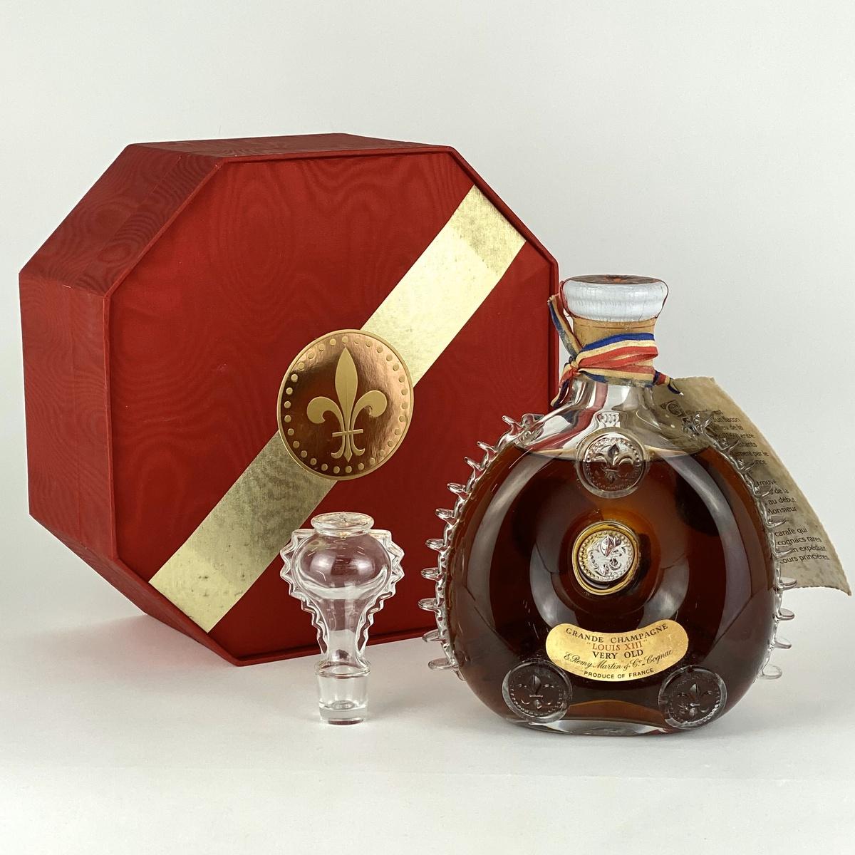 レミーマルタン REMY MARTIN ルイ13世 ベリーオールド 八角形箱 700ml ブランデー コニャック 【古酒】