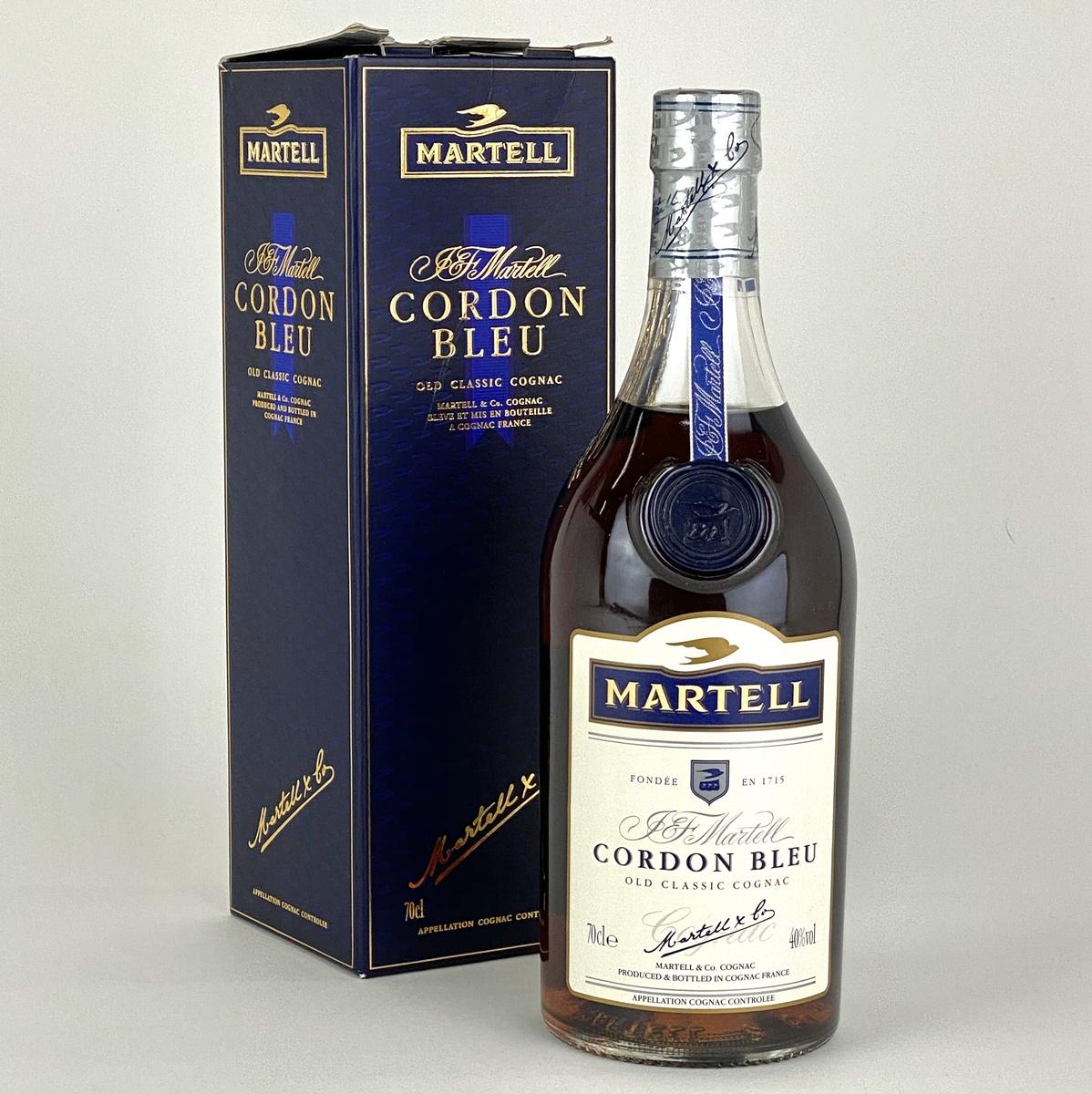 マーテル MARTELL コルドンブルー オールドクラッシック 700ml ブランデー コニャック 【古酒】