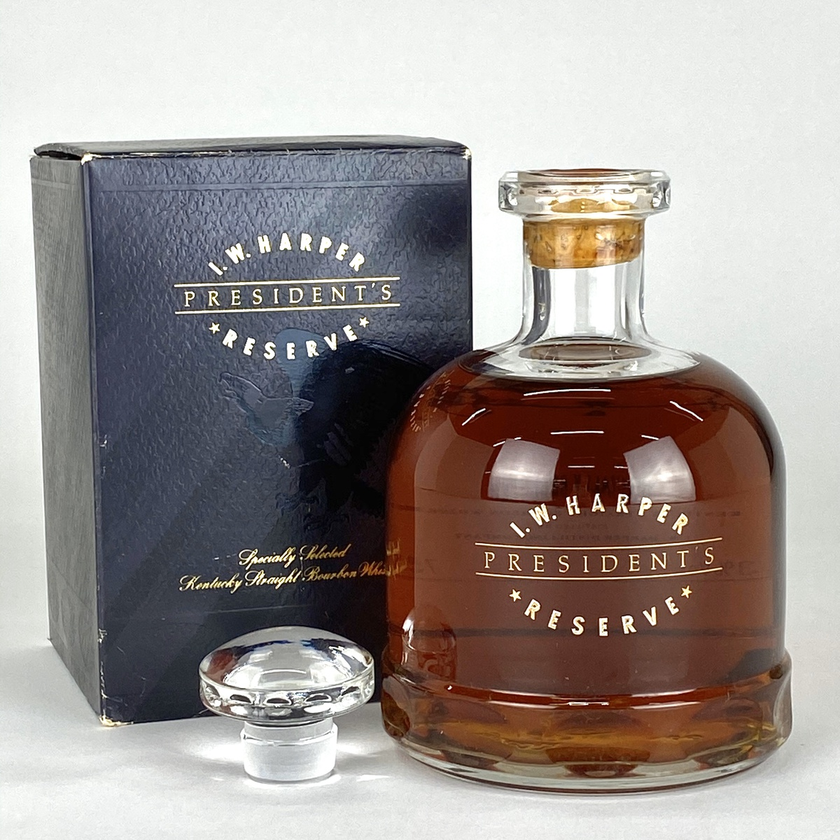 プレジデントリザーブ 750ml アメリカンウイスキー 【古酒】