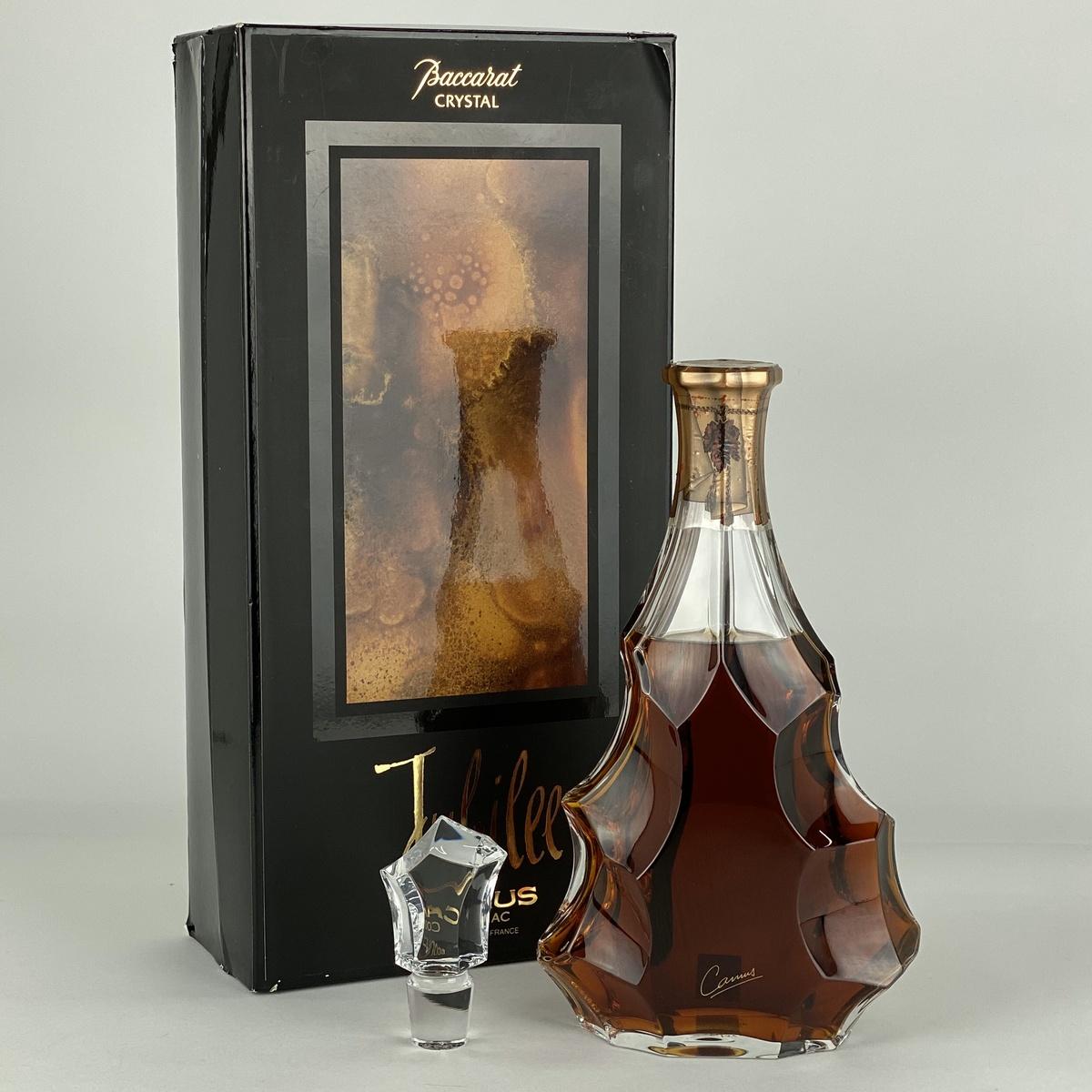 カミュ CAMUS ジュビリー バカラ 700ml ブランデー コニャック 【古酒】
