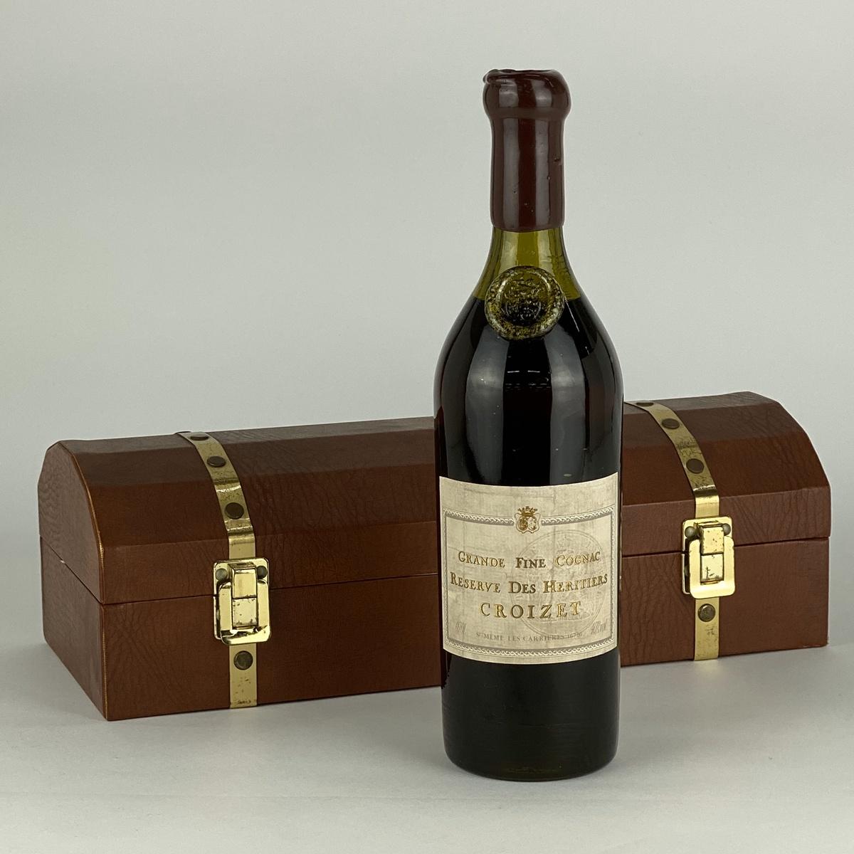 クロアーゼ レゼルヴ エリチエ 700ml ブランデー コニャック 【古酒】