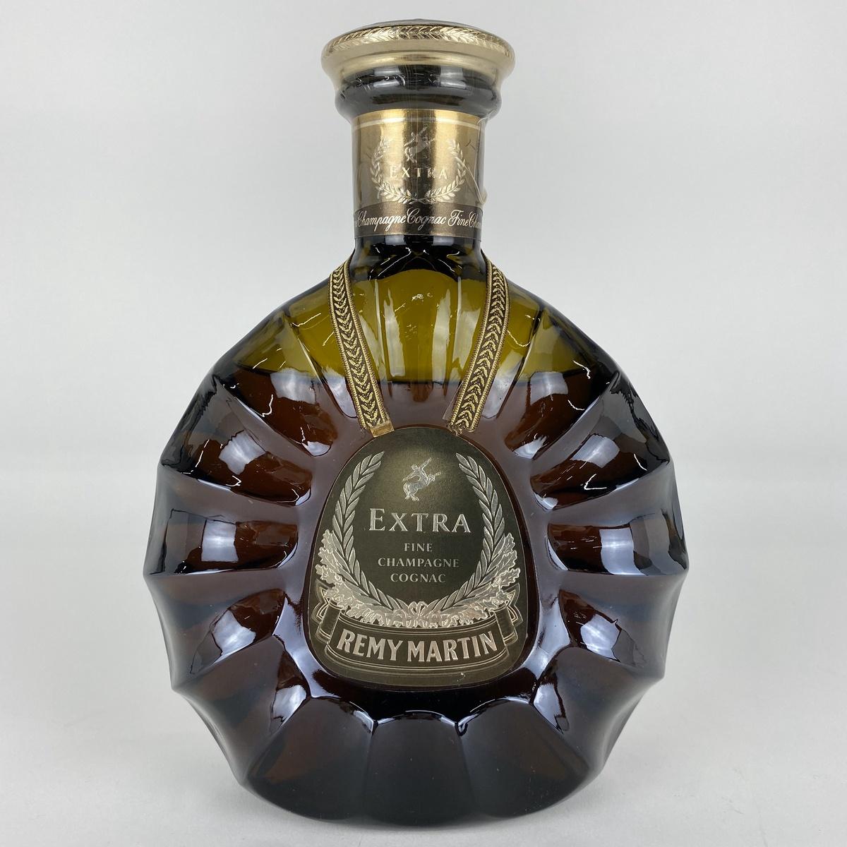 レミーマルタン REMY MARTIN エクストラ グリーンボトル 700ml ブランデー コニャック 【古酒】