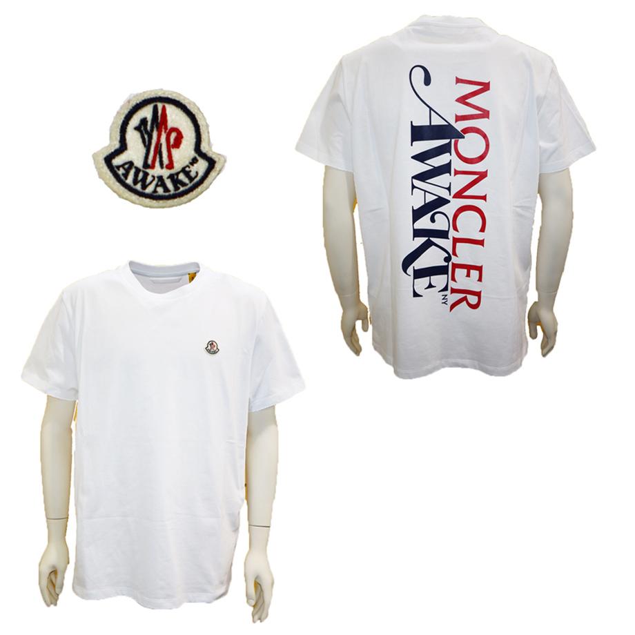 MONCLER モンクレール メンズ 半袖Tシャツ 20SS MAGLIA T-SHIRT モンクレールジーニアス