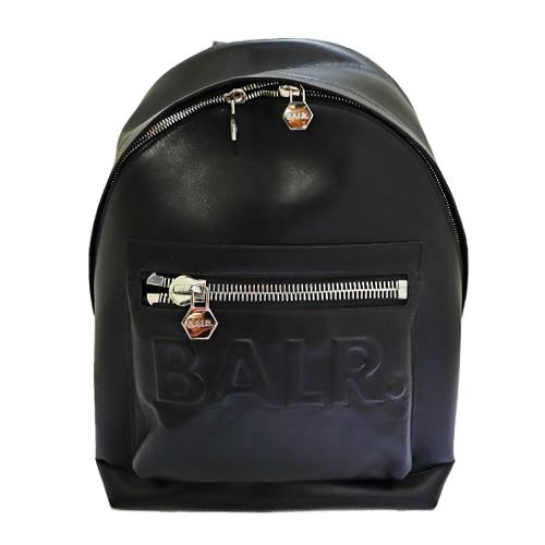 【日本限定モデル】 BALR. Grande Backpack ボーラー メンズ BALR. レザー バックパック リュック The Leather Grande Backpack ブラック ロゴ, ヨゴチョウ:578a5d35 --- santrasozluk.com