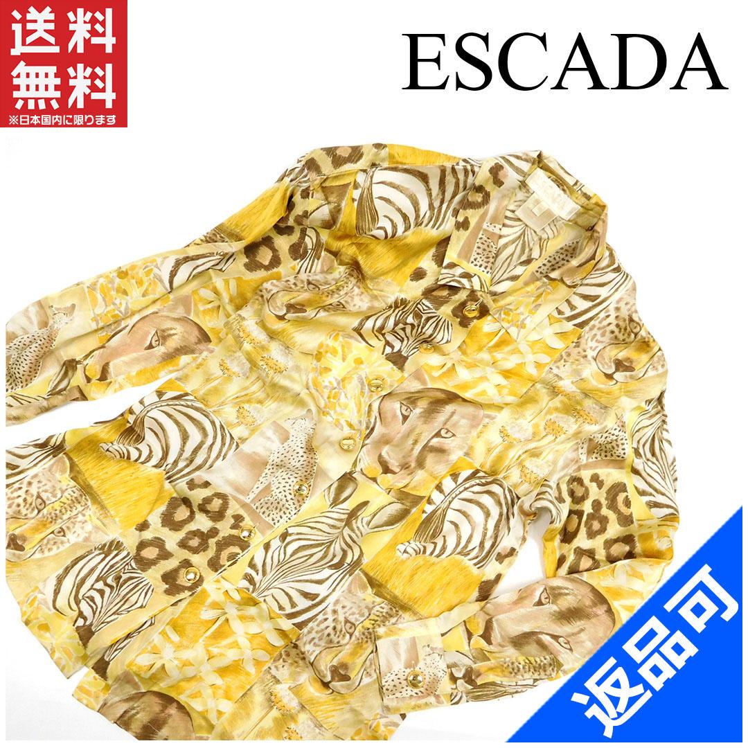 [閉店セール]エスカーダ ESCADA シャツ 中古 X2451