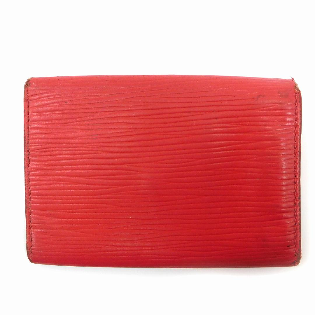 c2852c69f826a Louis Vuitton Lady s (men s possible) key case LOUIS VUITTON M63817 Eppie  popularity immediate delivery X316
