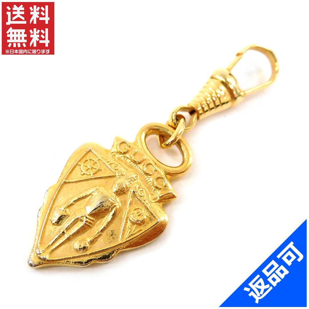 72f2267860d Designer Goods BRANDS  (Vintage) (Correspondence) Gucci bags   Keyring  charm men-friendly     gold color plating X3222