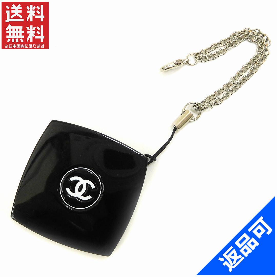 CHANEL (激安・即納) ココマーク ミラー X3931 (メンズ可) レディース 【中古】 シャネル コンパクトミラー