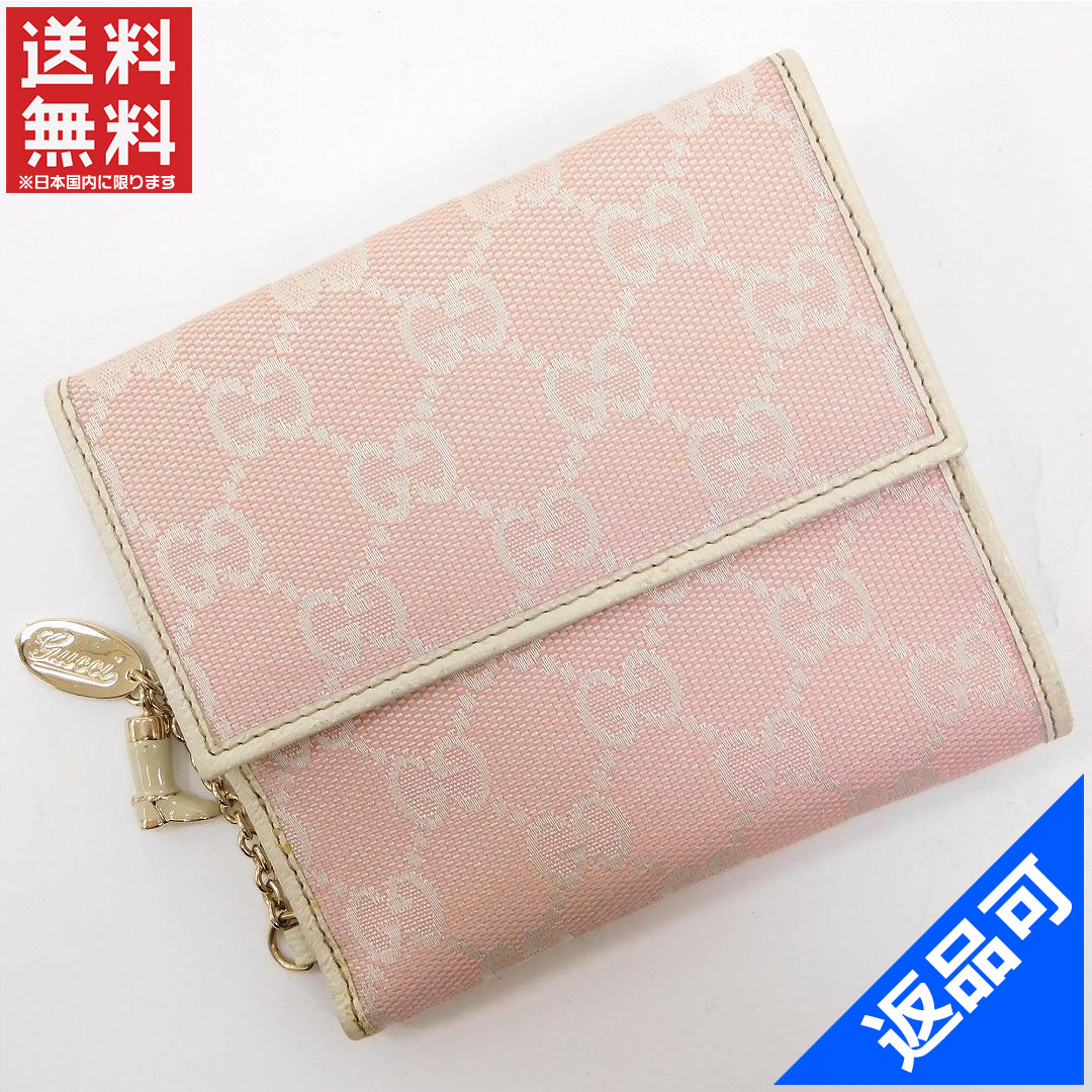 6fb6ccdb8524 Designer Goods BRANDS: GG pattern W hook wallet (quality goods, immediate  delivery) X4674 with the Gucci wallet Lady's (men's possible) folio wallet  GUCCI ...