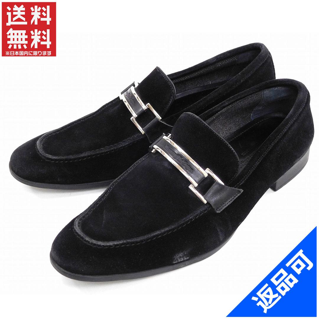 9d25819e [half price sale] Ermenegildo Zegna Ermenegildo Zegna shoes slip-ons used  X5152