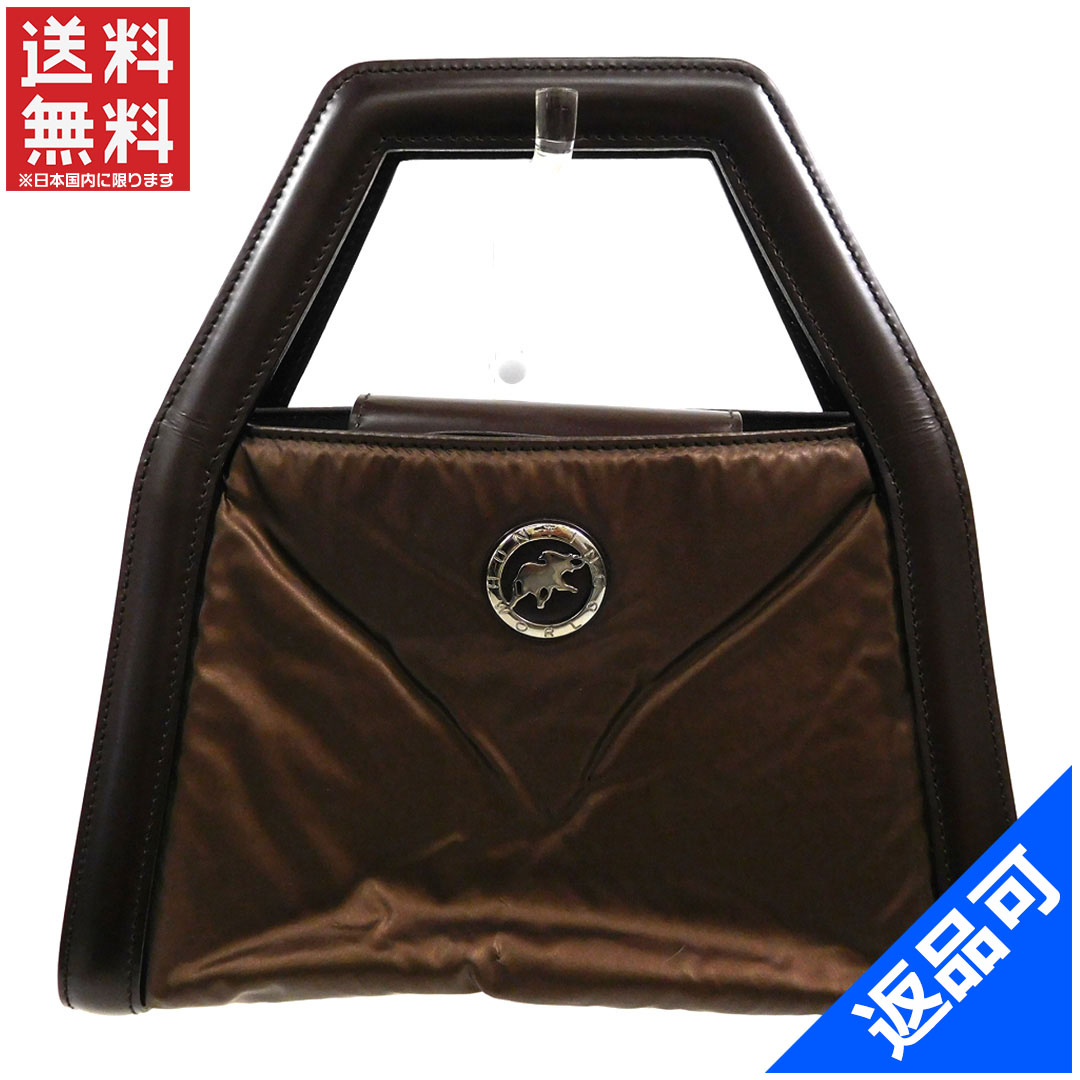 [閉店セール]ハンティングワールド HUNTING WORLD バッグ ハンドバッグ 中古 X6024