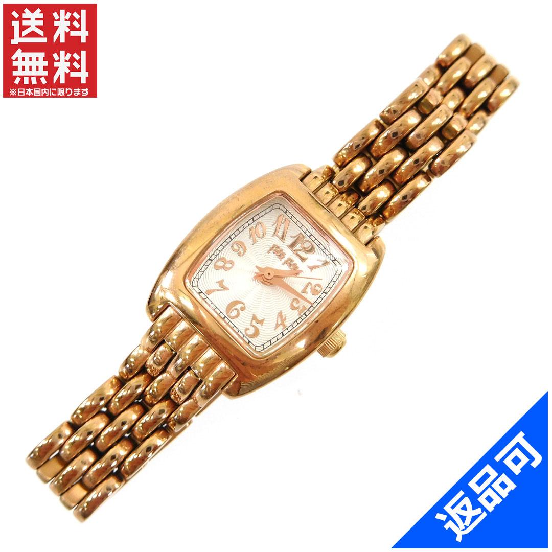 [閉店セール]フォリフォリ Folli Follie 腕時計 中古 X6400